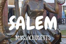 SALEM & WITCHES <3
