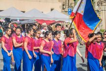 118th Philippine Independence Celebration in Barcelona, Spain / to commemorate and celebrate the anniversary of the Declaration of Philippine Independence, which occurred in Kawit, Cavite on June 12, 1898. It is organized on an annual basis by the Filipino-Spanish community in Barcelona.