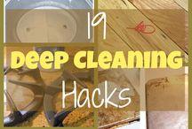 Чистота / Экочистка дома или как убраться дома и не задохнуться.