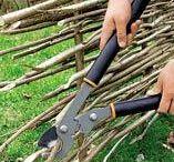 Оформление сада своими руками / Украшения для сада, ландшафтный дизайн, поделки для сада