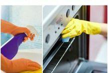 Multi Use Products / bleach, peroxide, vinegar, baking soda, borax