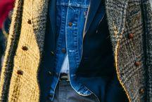 Men Into the Wild / Men's Fashion Fall 15