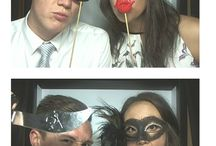 Anthony and Clare Wedding / Wollongong photo booth hire