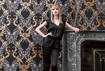 Black Wallpaper / Stunning Black Wallpapers available to purchase from 4id Interiors