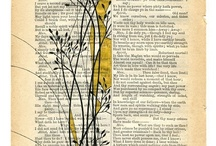 Altered Books / by Connie Henderson