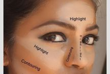 to contour face