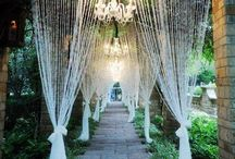 Rustic decoration / Wedding