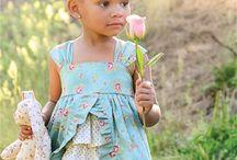 Dress Patterns baby girl