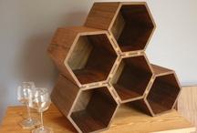 Wine rack ideas / Various wine racks