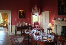 english dining rooms