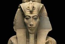 Egyptian Archeology / Ancient Egyptian archeology, art, artifacts, and ancient kingdoms.