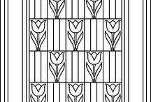 Tulpen quilt