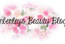 Kimberley's Beauty Blog | Beauty and Lifestyle / Photo's from blog posts on my blog Kimberley's Beauty Blog  www.kimberleysbeautyblog.com  My blog features reviews, tutorials, hauls, giveaways and advertising.