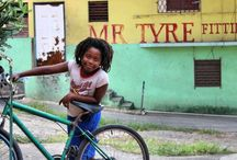 Real Jamaica People & Faces / Jamaica is a wonderful country for many reasons- but mostly for it's people!