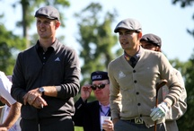 100-Year Challenge / PGA Tour players wore period clothes and used antique clubs in the three-hole 100-Year Challenge at the 2012 Zurich Classic in New Orleans on April 24. / by PGA