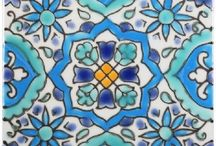 tiles of the world