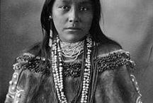 Native Americans / Portraits and Artifacts / by Debra