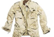 Odzież i akcesoria / Ciekawa i aktrakcyjna odzież militarna - znajdziecie tutaj kurtki, bluzy. Jak dla mnie super alternatywa dla wiejących nudą zwykłych ciuchów.