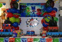 Cumpleaños # 4 CF