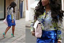 Fashion Bloggers Style / Fabulous fashion blogger style.