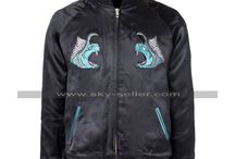 Final Fantasy XV Behemoth Jacket