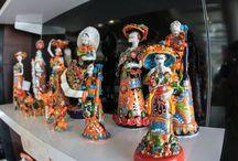 Giftshop / Tienda de regalos / The place to find the perfect Mexican souvenir / El lugar para encontrar el regalo perfecto