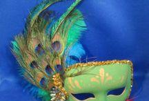 Mardi Gras / Summer ball theme Mardi Gras