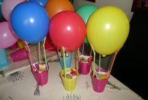 Verjaardag ideeën