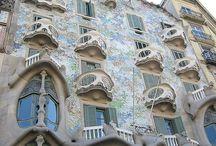 Antoni Gaudi - www.evapartcafe.com