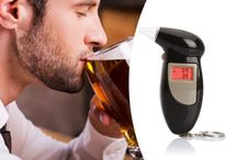 Digital Breath Alcohol Tester / People who take alcohol on daily basis can ensure their safety on the road by making use of the digital alcohol breath testers. They are a powerful piece of equipment that can be used to tell how much alcohol you have consumed.  Click Here: http://digitalbreathalcoholtester.com/