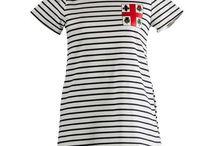 Stripes * Rayures / Navy inspired looks