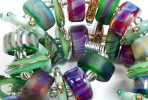 Beads - Lampwork, Strands, etc