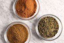 Spices & Maranades