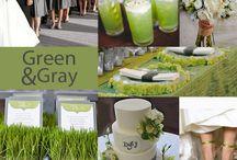 Wedding - Green