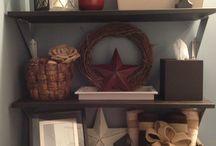 Powder Room Ideas / by Grace Duffy