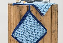 Potholder/coasters 3