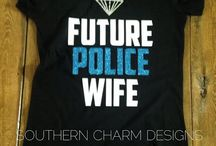 Police wives / by Carissa Freeman