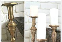 brass ware