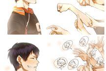 Beauty anime/cartoon arts