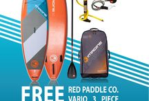SUP Boards and Gear / The very best boards and gear from the finest in SUP