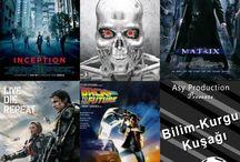 Hala izlemediniz mi? / Asy Production'dan film önerileri sizlerle. Peki ya sizin favoriniz hangisi?