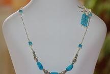 Handmade Jewelry - Necklaces, earrings, bracelets