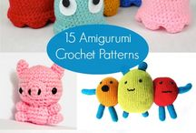 Amigurumi Patterns to Crochet