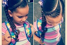 children's protective hairstyles