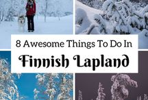 Travel ideas - Finnland