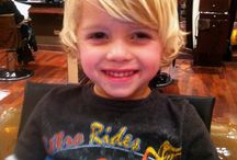 Toddler boys haircuts / by Shell Cheese