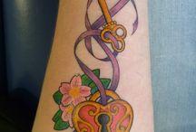 Tattoo's / Mooie tattoo's die ik wel zou willen
