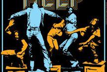 Uriah Heep Posters