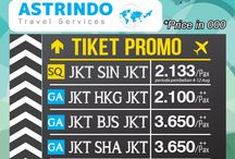 Tiket Promo Limited Seat
