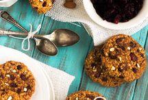 Healthy Breakfast cookies/snacks